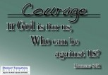 An Unbeatable Courage