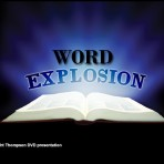 Word Explosion – Power of the Word
