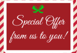 Special Christmas Offer for You!