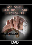 My Most Unforgettable Character – Prayer